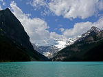Title: Lake LouisePanasonic DMC-FZ50