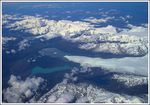 Title: Glacier from air...