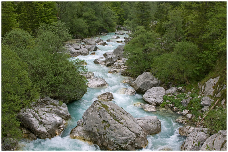 What a river...