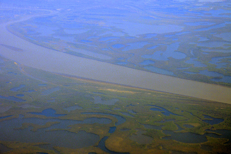 Between Old Crow  and Inuvik - 6