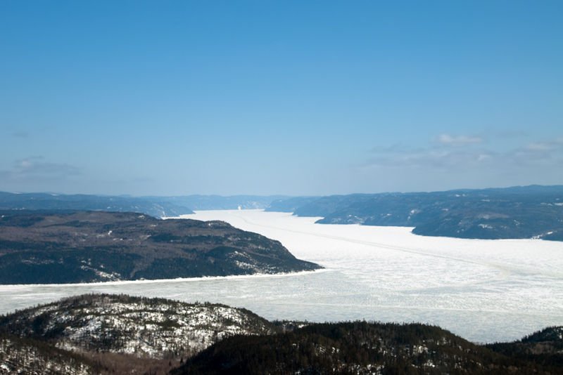 Saguenay River and Fjord
