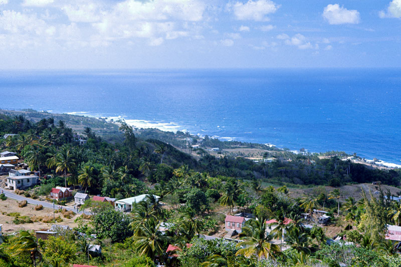 Barbados High point