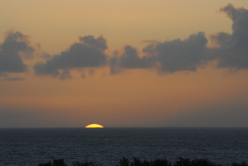 Cuban sunrise - 2011 - 1