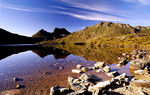 Title: Cradle Mountain morning