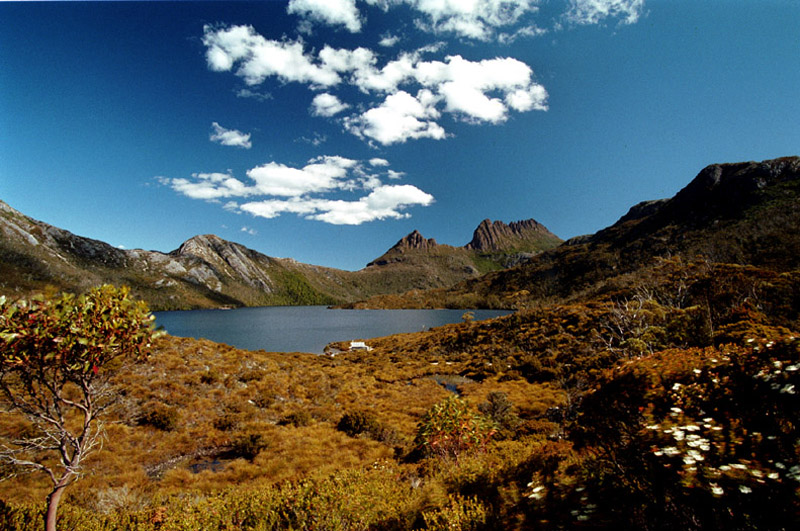 Cradle Mountain late afternoon