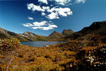 Title: Cradle Mountain late afternoon
