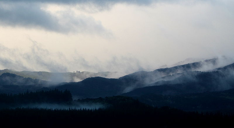 Low Clouds over Northland