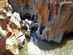 Title: Bourkes Luck Potholes