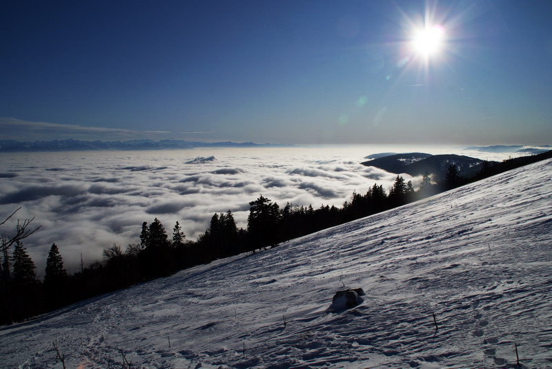 Another view from the Chasseral