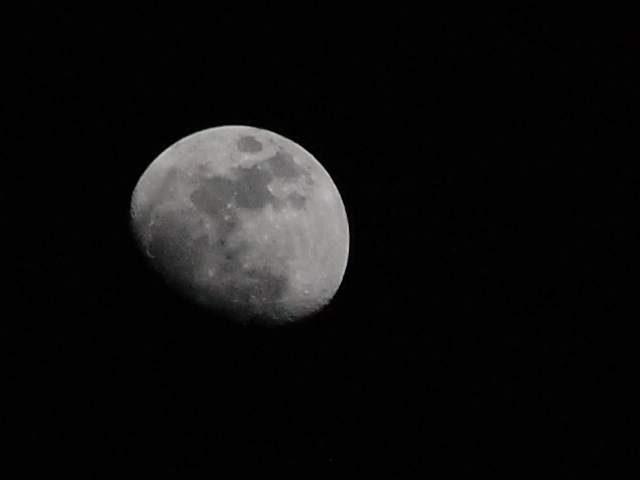 Another shot at the Moon