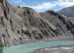 Title: Indus River at Alchi