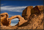 Title: Valley of Fire Arch