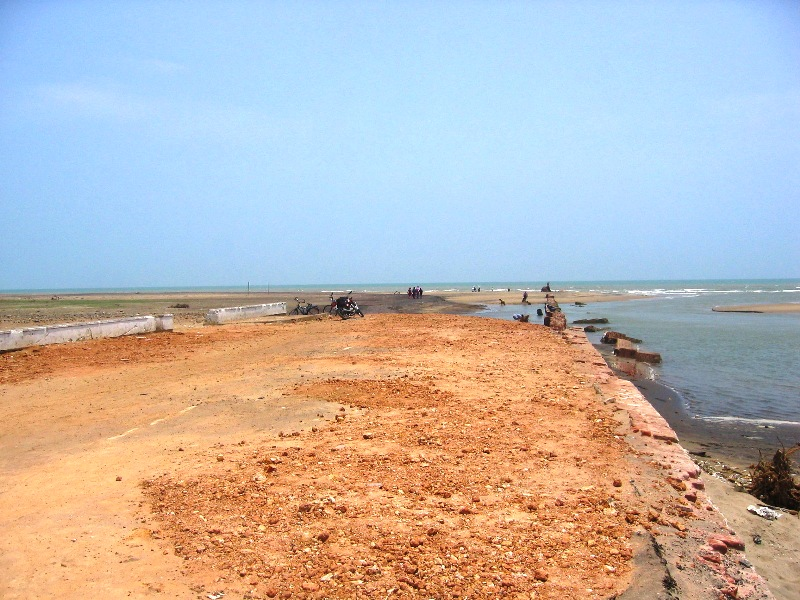 After the Tsunami in Karaikal