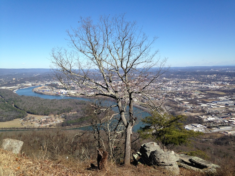 Point Park at Lookout Mountain