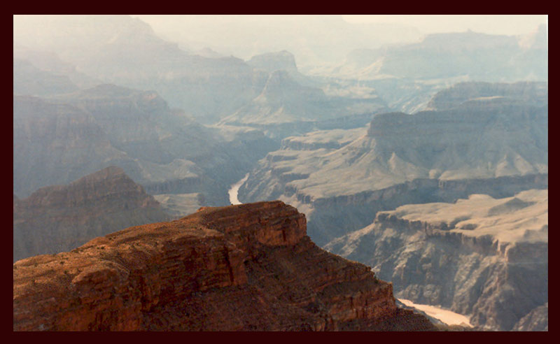 Layers of the Grand Canyon