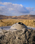 Title: Mud Volcanoes