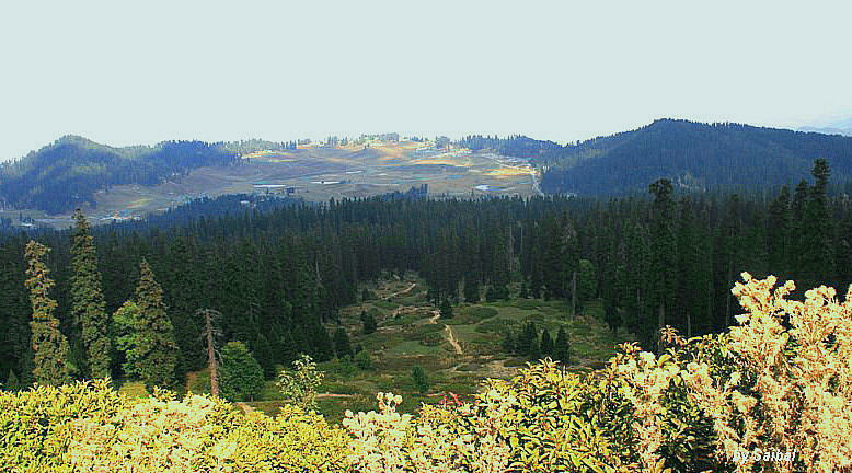 A View from Khilanmarg