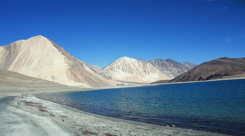 Another  View  of  Pangong Tso