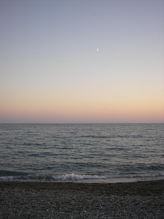 New Moon in Nice