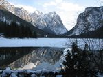 Title: Toblach See