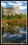 Title: Mirror Lake, Yosemite