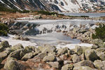 Title: The Five Lakes Valley in TatrasCanon EOS 400D