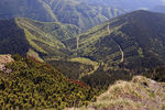 Title: Valley from Velky Choc (1611m)