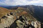 Title: From Ostry Rohac (2088m)