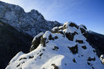 Title: Giewont 1894m from Sarnia Skala 1377mCanon EOS 400D