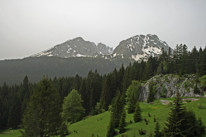 Durmitor mountains