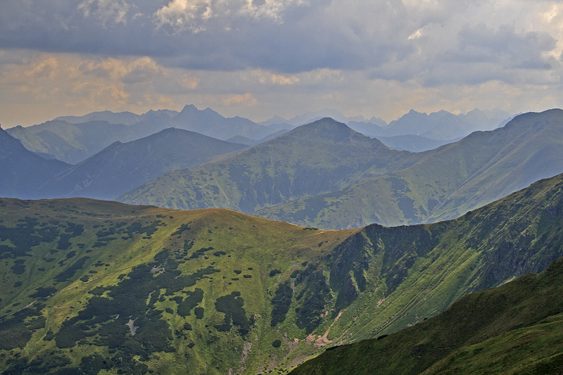 800th - Tatra mountains