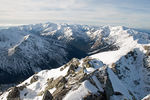 Title: West Tatra from Posrednia Turnia (2128m)