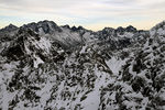 Title: High Tatra from Swinica (2291m)