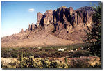 Title: Superstition Mountains
