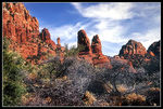 Title: Sedona - Red Rocks