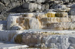 Title: Hot Spring Mineral Pools