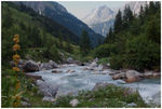 Title: Landscape of the Alps