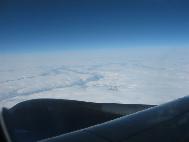 Siberia from above