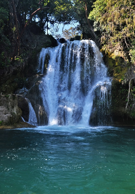 Tamasopo waterfalls