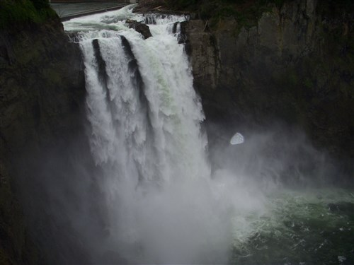 Snoqualmie Falls Test