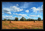 Title: Cheshire Summer Sky (HDR)