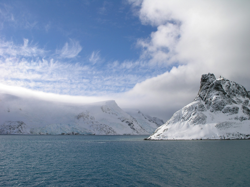 Antarctic dreamland