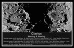 Title: Clavius Waning & Waxing