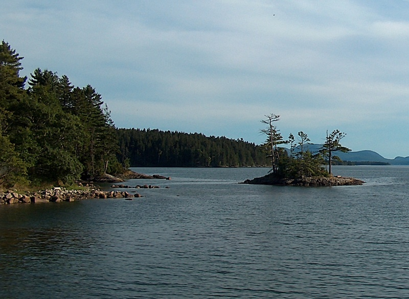 Along the Schoodic Scenic Byway