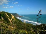 Title: Piha from Anawhata road
