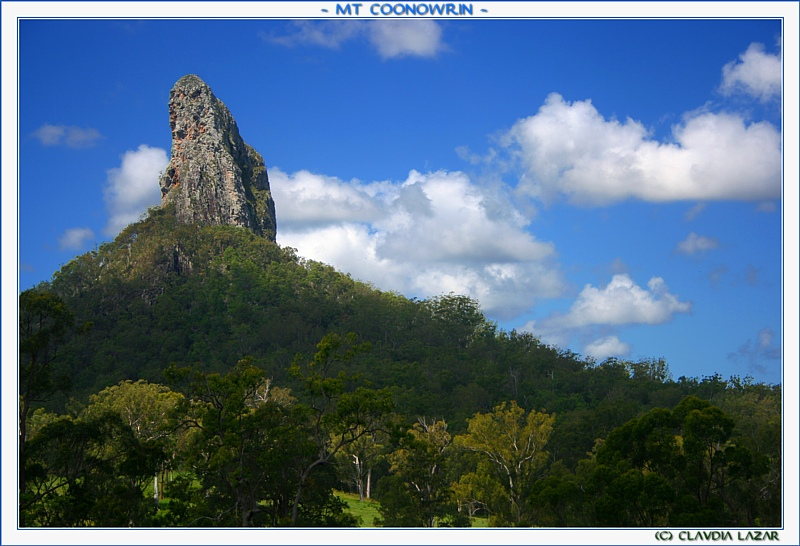 MT COONOWRIN