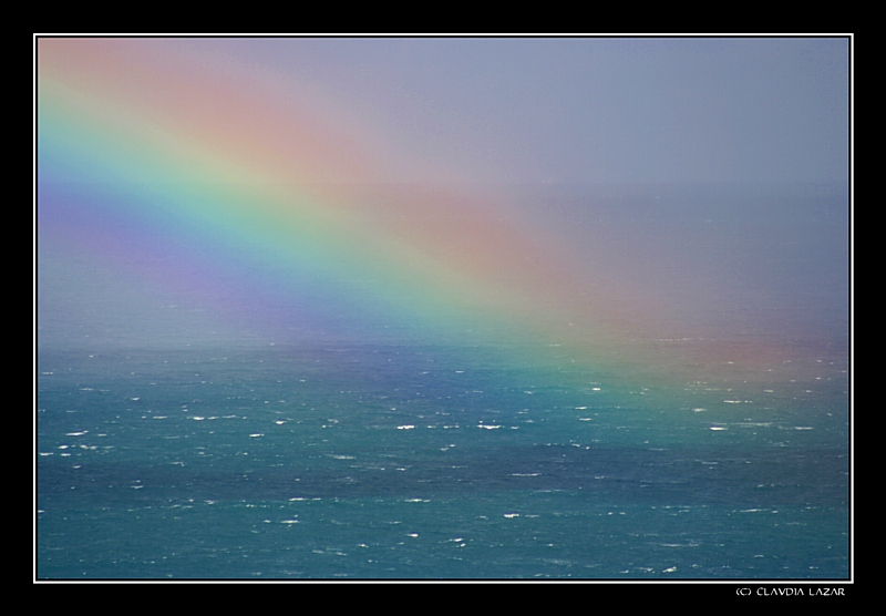 What lies at the end of the rainbow?...