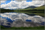 Title: Loch Tulla Reflections in SummerCanon EOS 350D