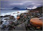 Title: Moody Elgol or rather Typical Weather!