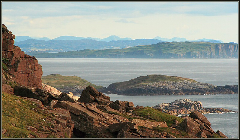 Scottish Coastline